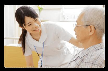 介護施設の現場スタッフをサポートするN-SYSTEM-Care